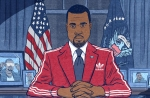 The world is ready for Kanye West to be the next US president