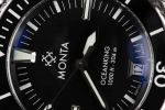 Monta Oceanking Dive Watch Review