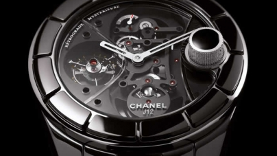 Recently Retired: Chanel J12 Rétrograde Mystérieuse Tourbillon Watch