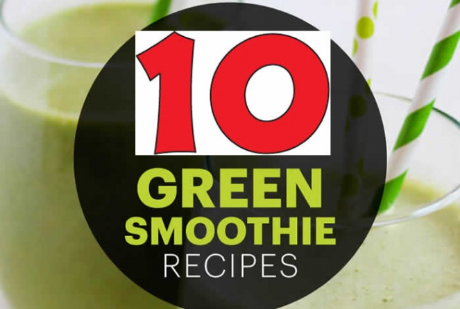 It's Easy to Be Green: Healthy Recipes for Green Smoothies