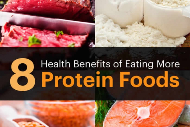 8 Amazing Health Benefits of Protein