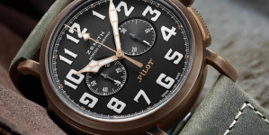Zenith Heritage Pilot Extra Special Chronograph Watch