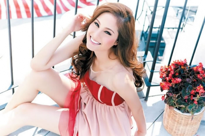 10 Most Beautiful Women in Thailand 2017