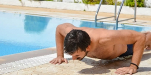 5 Pool Workouts for When You're Sick of the Gym