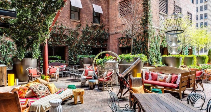 5 New York Rooftop Bars To Try This Summer