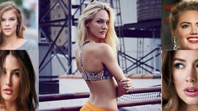 Top 10 Hottest and Sexiest Models in the World 2017