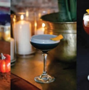 Five Halloween Cocktails You Can Make at Home