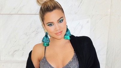 Khloe Kardashian Just Instagrammed Another Sexy Pregnancy Photo