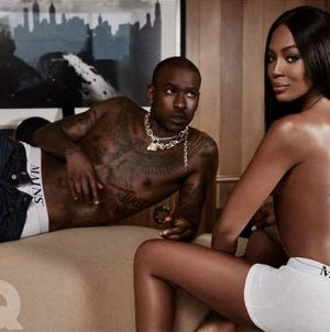 Naomi Campbell and Skepta talk race, sex, love and power