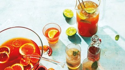 3 Punch Recipes Perfect for Your Summer Barbecues