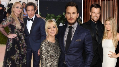 Celebrity Couples Who Split and Still Get Along