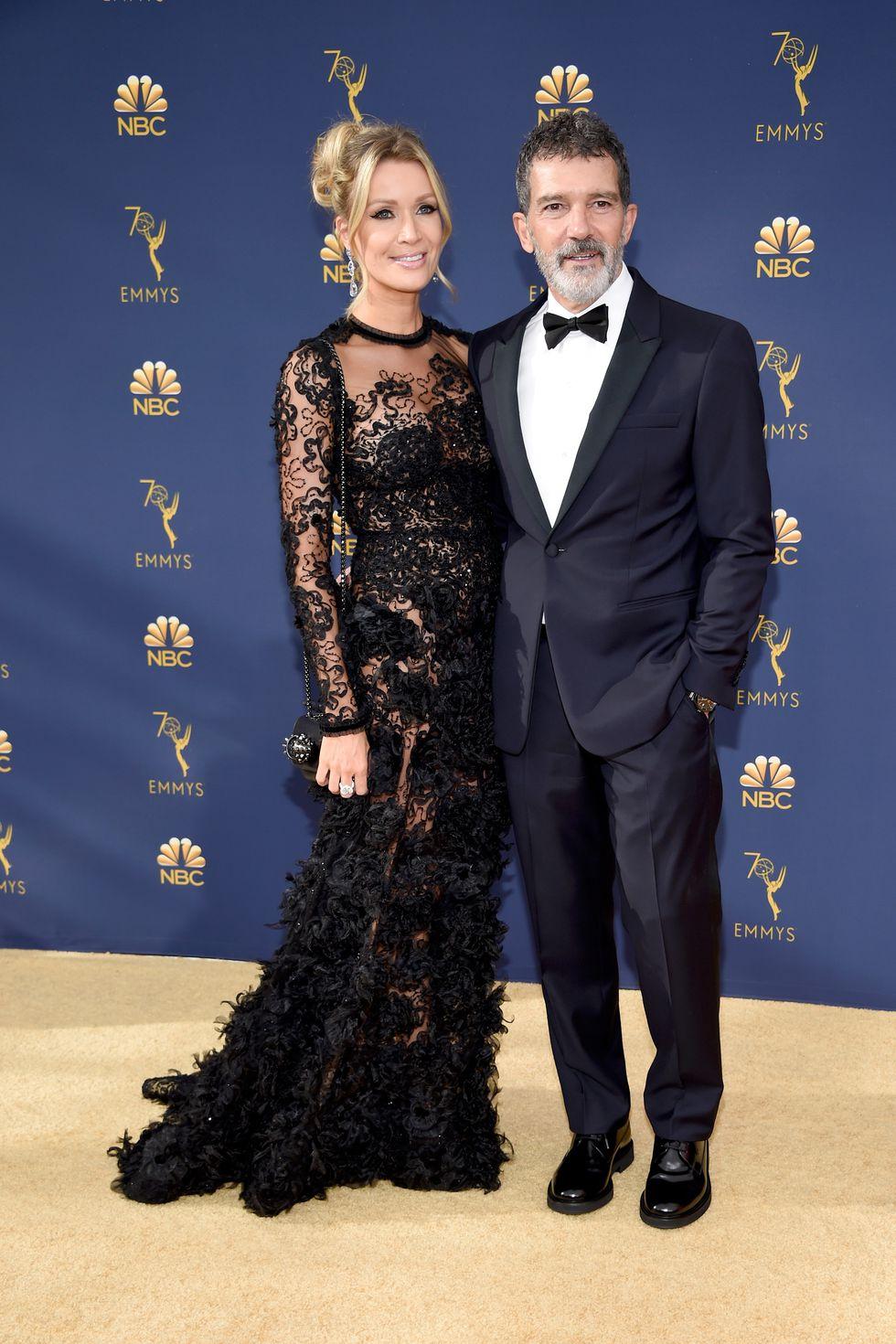 Nicole Kimmel and Antonio Banderas