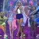 "Taylor Swift Performed ""Lover"" For the First Time at the VMAs, and Things Got Emotional"
