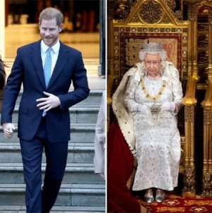 Turbulent Decision by Meghan Markle and Prince Harry shocked Queen Elizabeth.