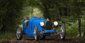 Bugatti unveils a $33,000 EV for kids