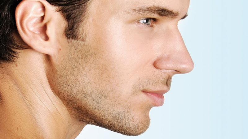 05 Ways to Get a Manly Jawline -Menzmag