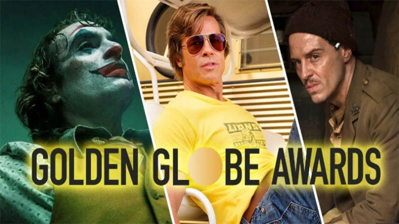 Here's the List Of Winners  at 77th Golden Globes 2020