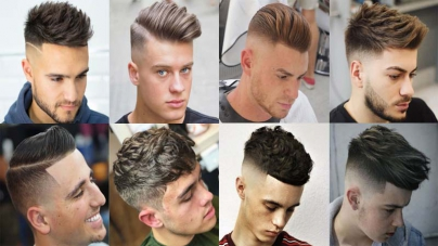 10 Modish Fade Taper Haircut For Stylish Men