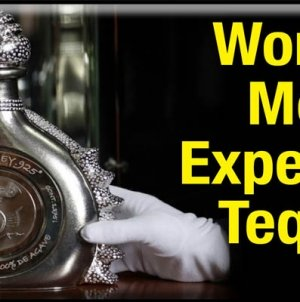 Top 10 Most Expensive Tequila in the World