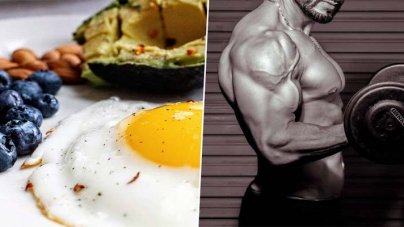 8 BEST Foods To Add MUSCLE Mass FAST