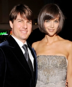 Richest Celebrity Tom Cruise and Katie Holmes
