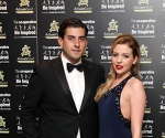 Lydia Rose Bright and James Arg Argent