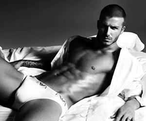 David Beckham Underwear Commercial