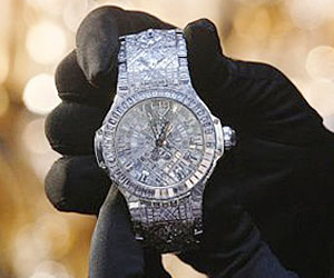HUBLOT Most Expensive Watch