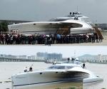 15 Million ipad Controlled Adastra Superyacht