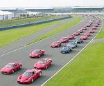 Largest Parade of Ferrari Cars