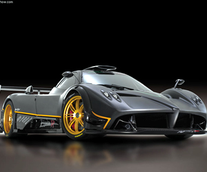 Pagani Zonda r Evo to Debut 2012 Goodwood Festival of Speed