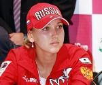 Birthday of Dynamic Elena Vesnina