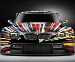 BMW Art Car Pictures