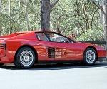 Elton Johns 1987 Ferrari Testarossa is up for Grabs