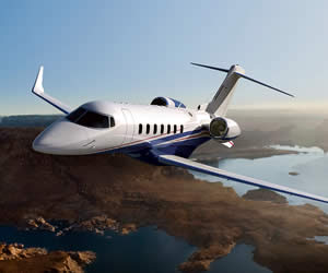 Learjet 85 Shows off Nationwide Tour