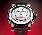 Romain Jerome Features Skull Motif Watch