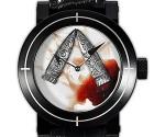 Artya Blood and Bullet Watch Celebrates Halloween