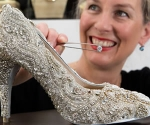 Most Expensive Shoe ever made in New Zealand is worth 500000