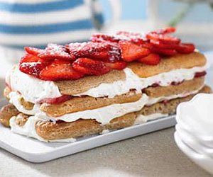 Strawberry Tiramisu Recipe