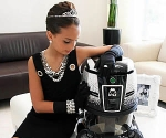 Swarovski Encrusted Hyla gst is the World Most Expensive Vacuum Cleaner