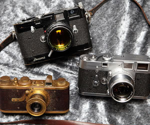 Three Most Expensive Leica Cameras Produced in a Series Sell for 4.7 Million