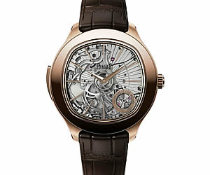 Piaget Emperador Coussin XL Ultra-Thin Minute Repeater timepiece