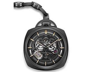 2013 Panerai Pocket Watch Tourbillon GMT Ceramica