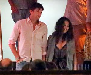 Ashton Kutcher and Mila Kunis Romance