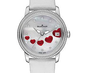 Blancpain Saint Valentin 2013 Watch