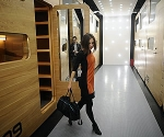 Capsule hotel in Moscow