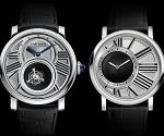 Cartier unveils New Luxury Watches