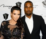 Kim Kardashian and Kanye West Baby
