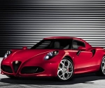 Alfa Romeo 4C at 2013 Geneva International Motor Show