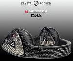 CrystalRoc Monster DNA Headphones